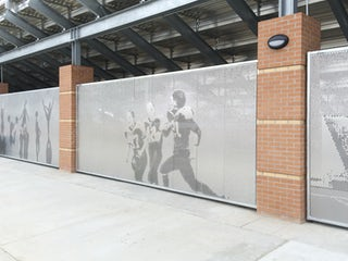Okie Blanchard Stadium