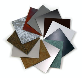 ImageWall Material Swatches